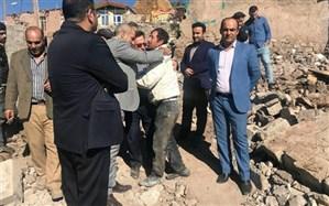 مدیر کل آموزش و پرورش آذربایجان شرقی: مدارس منطقه زلزله زده آسیب  قابل توجهی ندیده اند