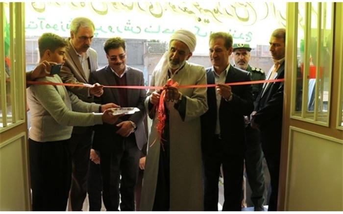 افتتاح دبیرستان مقاوم سازی