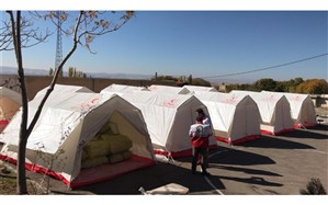 اسکان اضطراری بیش از ۳ هزار زلزلهزده آذربایجان شرقی