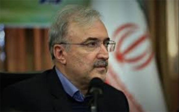 حضور وزیر بهداشت در پاکدشت