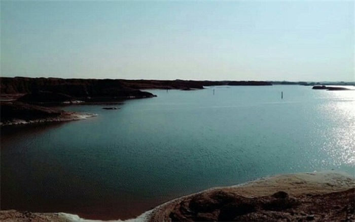دریاچهای که معجزه کویر شد