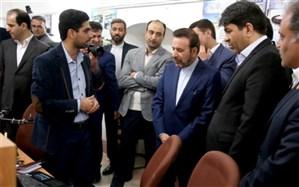 بازدید دو ساعته رییس دفتر رییس جمهور از پارک علم و فناوری استان یزد