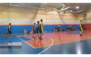 مسابقات مرحله ای بسکتبال آموزش و پرورش