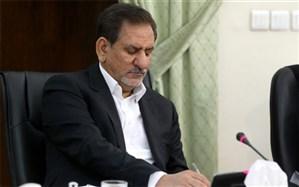 جهانگیری: اجازه ندهیم موقعیت استثنایی ترانزیتی ایران از دست برود