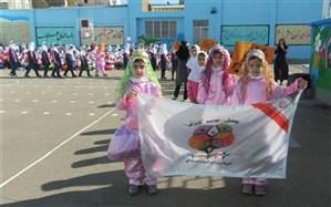 افتتاحیه ششمین دوره المپیاد ورزشی درون مدرسه ای در زنجان