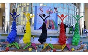 ششمین دوره المپیادهای ورزشی درون مدرسه ای در شهرستان گچساران برگزار شد