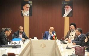 برگزاری جلسه توجیهی اعزام دانش آموزان منطقه 13 تهران به راهیان نور جنوب