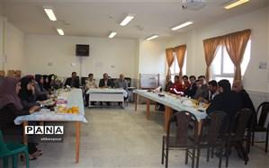 برگزاری  نشست هماهنگی بیست ویکمین مانور زلزله  در شهرستان بجنورد