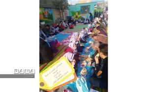 برگزاری جشنواره باباها و دخترها در منطقه ۱۸