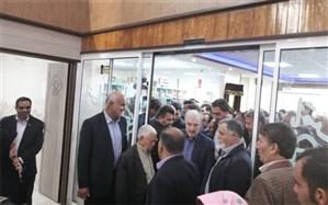 شش طرح بهداشتی درمانی با حضور وزیر بهداشت دریزد افتتاح شد
