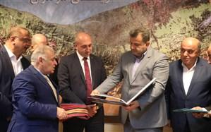 حسینزادگان: دیپلماسی اقتصادی و ورزشی زمینهساز توسعه روابط مازندران و لری ارمنستان است