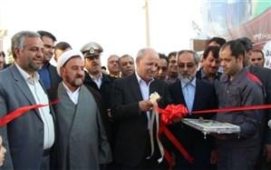 سه طرح در میبد یزد با حضور معاون رییسجمهوری افتتاح شد