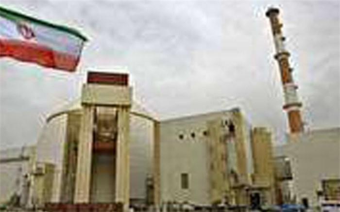 بتنریزی دومین رآکتور هستهای در نیروگاه بوشهر