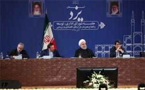 بادستور رئیس جمهور 659 پروژه اقتصادی و زیربنایی در استان یزد افتتاح و یا عملیات اجرایی آنها آغاز شد