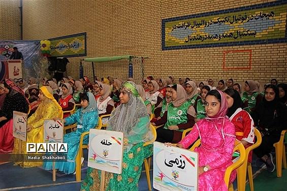 المپیاد ورزشی درون مدرسهای در بوشهر