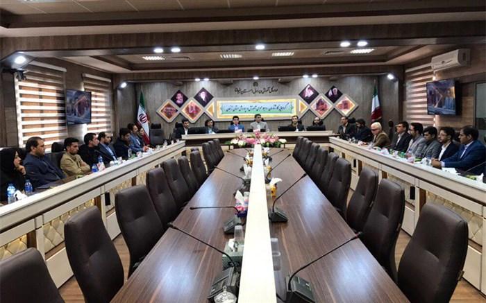 گردهمایی کارشناسان روابط عمومی مناطق و نواحی استان برگزار شد