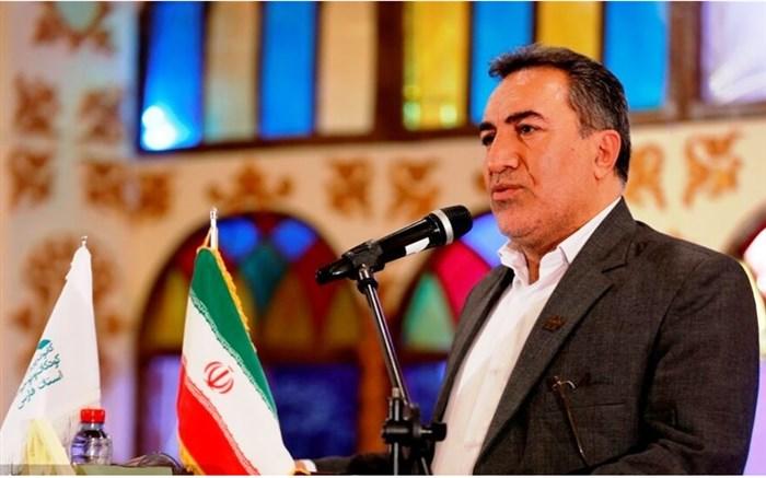 جشنواره قصه گویی مدیرکل آموزش و پرورش فارس