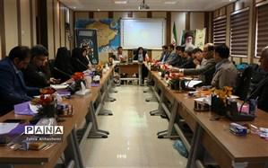 نشست قطبهای کشوری  پژوهشسراهای دانش آموزی برگزار شد