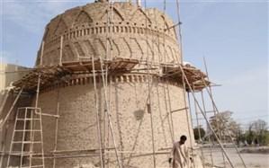 مرمت برج قلعه ملکی هرات