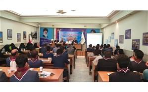 برگزاری نشست کارشناسان و رابطان پانای سازمان دانش آموزی خراسان رضوی در مشهد