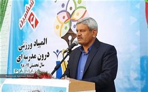 شرکت ۳۹۵ هزار دانش آموز خوزستانی در ششمین دوره المپیاد ورزشی درون مدرسه ای