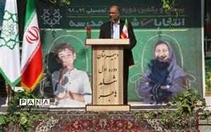 کریمی: آموزش و پرورش تهران از طرح شهردار مدرسه حمایت جدی می کند