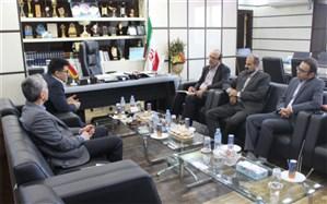 تفاهم نامه بین آموزش و پرورش و دانشگاه علوم پزشکی استان بوشهر منعقد شد
