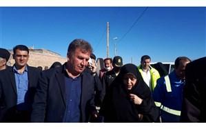 معاون رییس جمهوری خبر داد: اعطای 95 میلیون تومان تسهیلات و کمک بلاعوض به مناطق زلزله زده آذربایجان شرقی