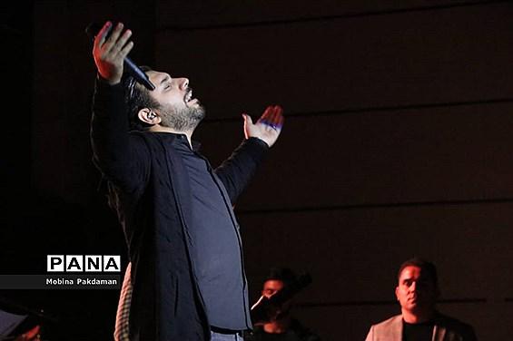 کنسرت احسان خواجهامیری در ساری