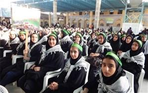 دانش آموزان استان بوشهر به اردوی راهیان نور اعزام شدند