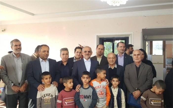 کمک ۴۰۰ میلیون تومانی برای ساخت مدرسه در مناطق زلزلهزده آذربایجان شرقی