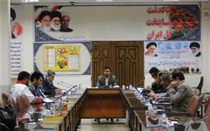 برگزاری نشست هماهنگی اردوهای راهیان نور در پاکدشت