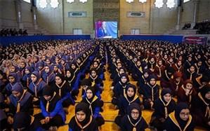 صیدلو: نشاط و مهارتآموزی از ویژگیهای شاخص پیشتازان سازمان دانشآموزی است