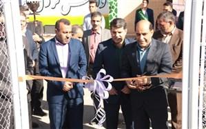 افتتاح 2  زمین چمن مصنوعی درون مدرسه ای دریزد