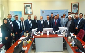 امضای تفاهم نامه افزایش همکاریهای بین علمی دانشگاه علوم پزشکی اردبیل و دانشگاه آتاتورک ترکیه