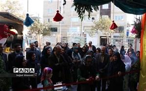 مشعل کرسی قصه های داغ منطقه ۵ کشوری در گرگان شعله ور شد