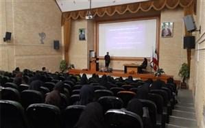 """برگزاری کارگاه آموزشی """"آگاهی و تغییر رفتارها در خصوص مصرف آنتی بیوتیکها"""""""