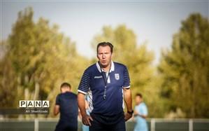 مدرس فیفا: دیدار با عراق عیار ویلموتس را مشخص خواهد کرد