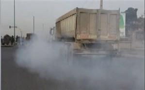 ثبت تردد 3838 کامیون دودزا فقط در 8 ساعت در تهران با وجود ممنوعیت و آلودگی هوا