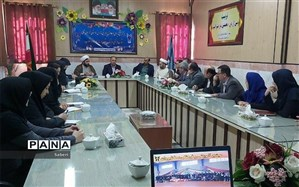 اولین هم اندیشی شورای تربیتی و فرهنگی مدارس استان خراسان شمالی در سما شیروان برگزار شد