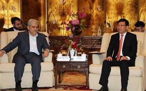 شهردار شهر «شنزن»: از همکاری با ایران در حوزههای علمی و فناورانه استقبال میکنیم