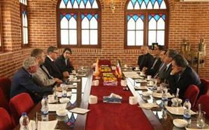 حسین انتظامی: بنیاد همکاری های فرهنگی خزر تشکیل می شود