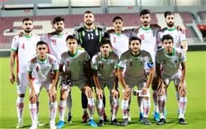 دو رقیب دوستانه تیم ملی فوتبال امید ایران معرفی شدند