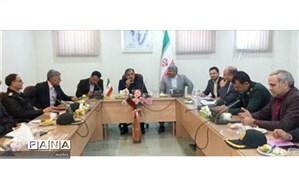 نشست فعالان رسانه ای سبزوار با اعضای شوراهای تامین ویژه انتخابات برگزار شد