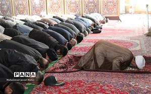 سومین کنگره ملی نماز در دانشگاه تهران