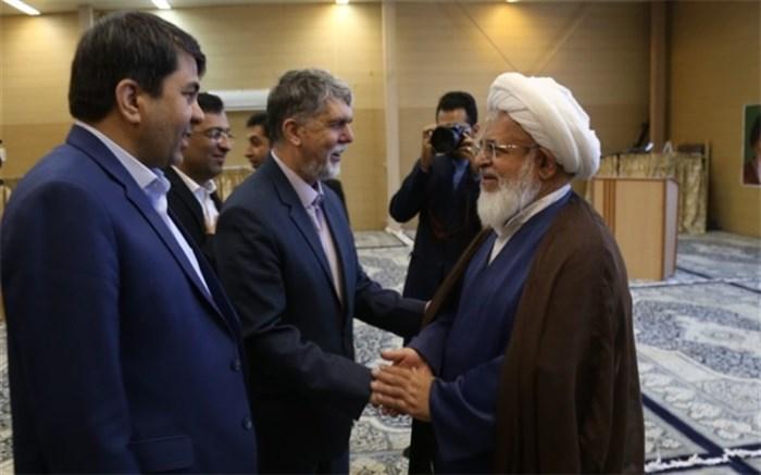 دیدار وزیرفرهنگ و ارشاداسلامی  با نماینده ولی فقیه دراستان یزد