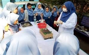 برگزاری نمایشگاه تجهیزات آزمایشگاهی دانشآموزان در شهرری