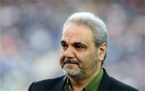 جواد خیابانی با بهرهگیری از منابع کتابخانه ملی مستند ورزش ایران را می سازد