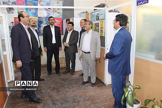 بازدید مدیرکل آموزش و پرورش استان بوشهر از سازمان دانشآموزی استان