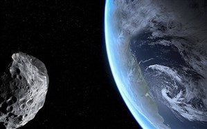 عبور ۲ سیارک از کنار زمین + تصویر